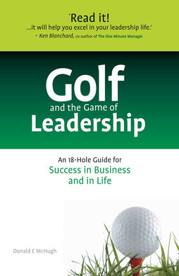 Golf and the Game of Leadership - Book Published by Orient Paperbacks
