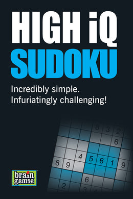 High IQ Sudoku - Book Published by Orient Paperbacks