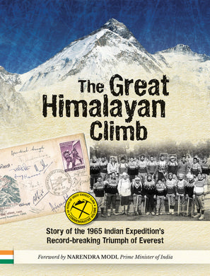 Great Himalayan Climb - Book Published by Orient Paperbacks