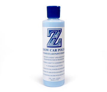 Zaino Z-3 Show Car Polish for Regular Paint
