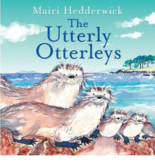 Mairi Hedderwick Utterly Otterleys Paperback, Kid's Books