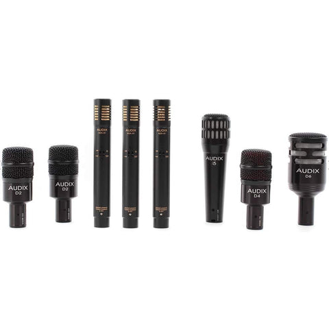 Audix DP7 Plus Bundle