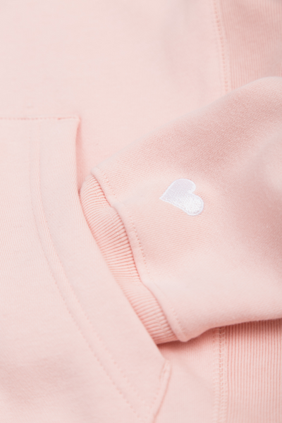 Pink Warm Up Sweatshirt