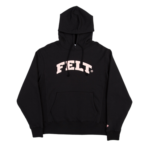 Black Warm Up Sweatshirt
