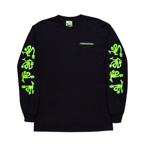 Black Artifakt Longsleeve Shirt