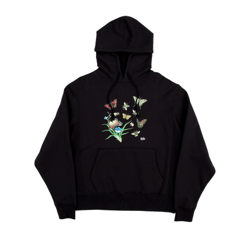 Black Butterflies & Bees Sweatshirt