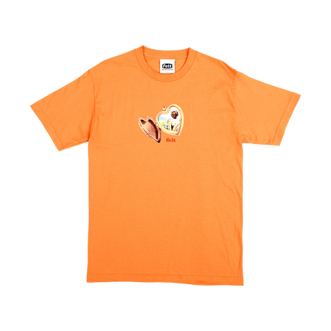 Orange Black Magus T-Shirt