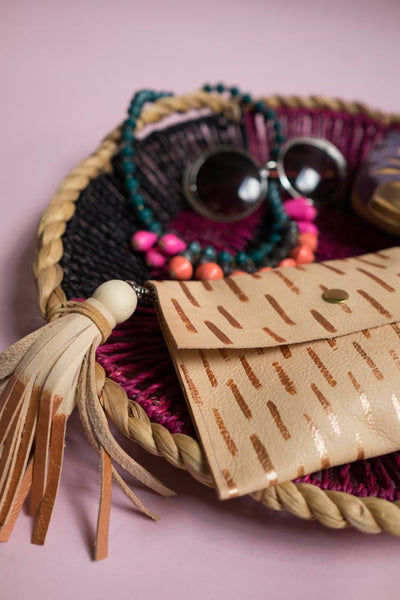 Bohemian Bag Clutch - Golden Boho Gal