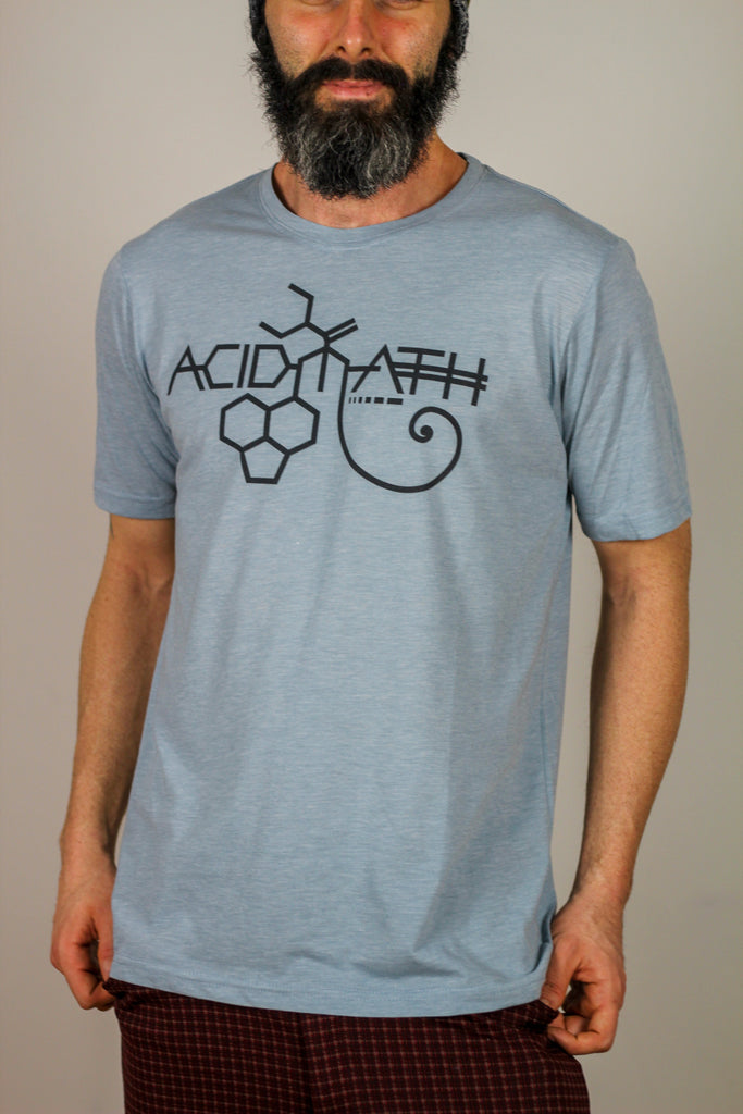 Acid Math Logo Subtle Tee