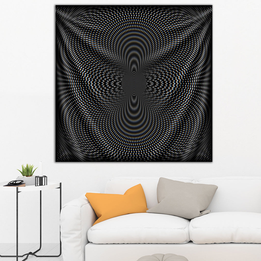 Owl Eyes Tapestry By Pattern Nerd