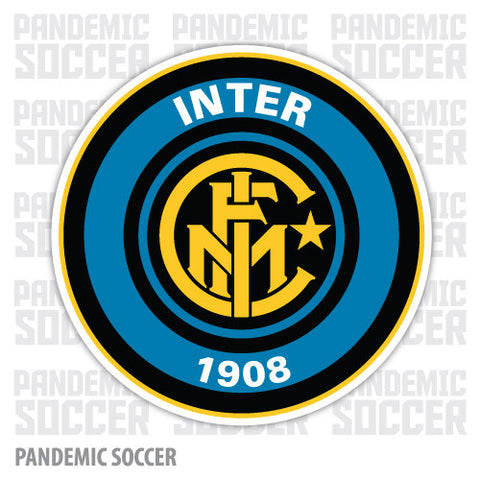 Inter Milan Calcio Italy Vinyl Sticker Decal - Pandemic Soccer