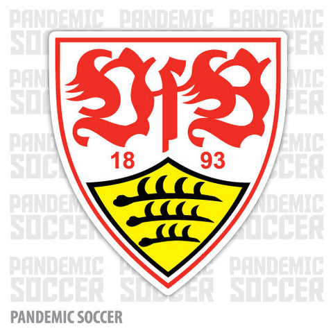VfB Stuttgart Germany Vinyl Sticker Decal