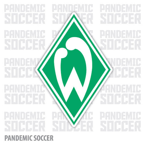 SV Werder Bremen Germany Vinyl Sticker Decal