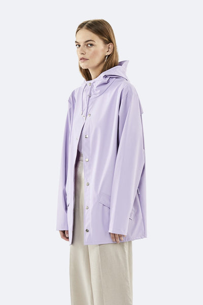 Rains lavender jacket