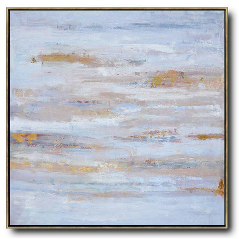 Abstract Landscape Oil Painting #LX27A-Abstract Art-CZ Art Design(Celine Ziang Art)