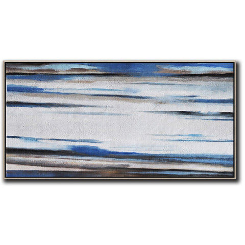 Panoramic Abstract Landscape #DH10D-Abstract Art-CZ Art Design(Celine Ziang Art)