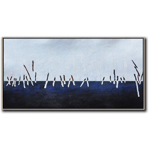Panoramic Abstract Landscape #DH17D-Abstract Art-CZ Art Design(Celine Ziang Art)