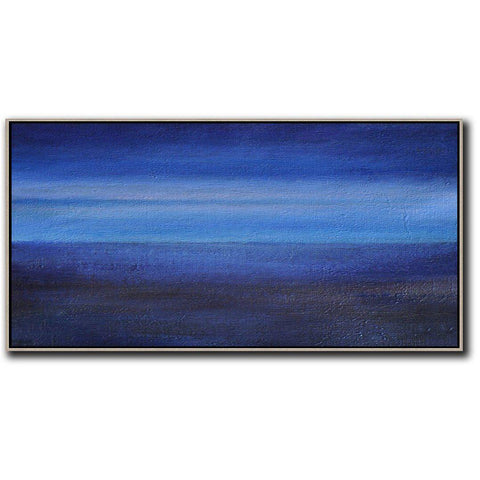 Panoramic Abstract Landscape #DH21D-Abstract Art-CZ Art Design(Celine Ziang Art)