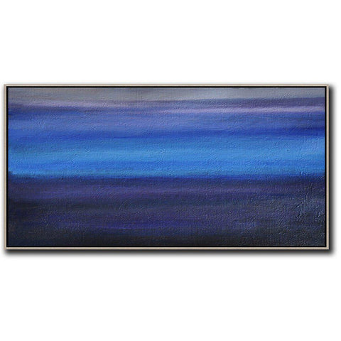 Panoramic Abstract Landscape #DH24D-Abstract Art-CZ Art Design(Celine Ziang Art)