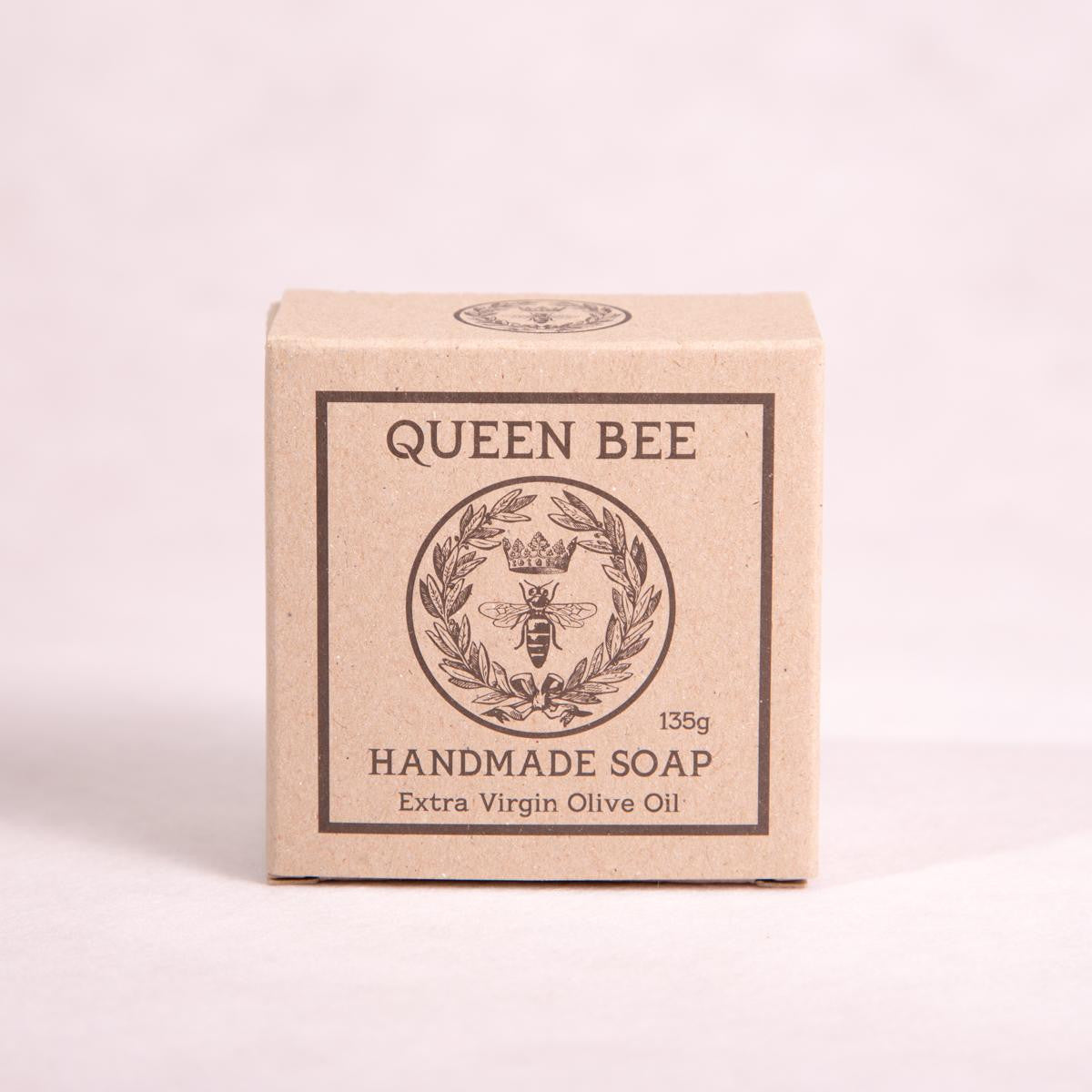 Honey, Organic Oat & Lavender Bar Soap - 135g - Bar Soap - Throw Some Seeds - Australian gardening gifts and eco products online!