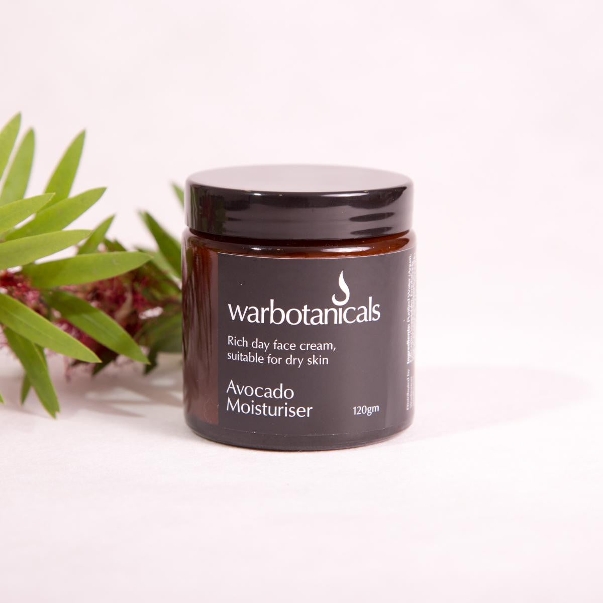 Avocado Moisturiser - 120gm - Moisturiser - Throw Some Seeds - Australian gardening gifts and eco products online!
