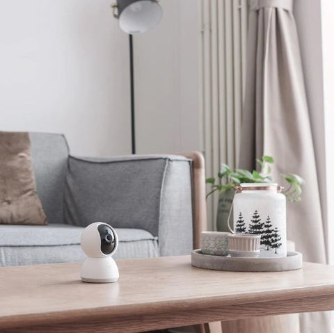 Xiaomi Mijia Night Vision IP Camera 360 Degree CCTV by AN Digital Lock