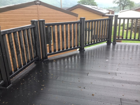 Decking Handrails / balustrade / Fencing