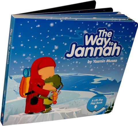 The Way to Jannah - Arabic Islamic Shopping Store