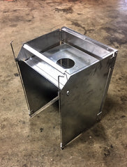 Field Density Table Includes Stainless Steel Weighing Cradle