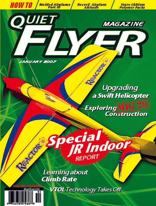 RC-SF - 2007 (Vol-12-01 January - Quiet Flyer)