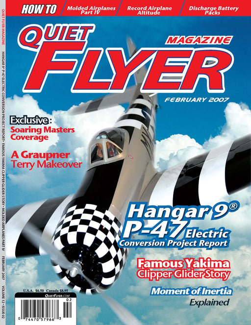 RC-SF - 2007 (Vol-12-02 February - Quiet Flyer)