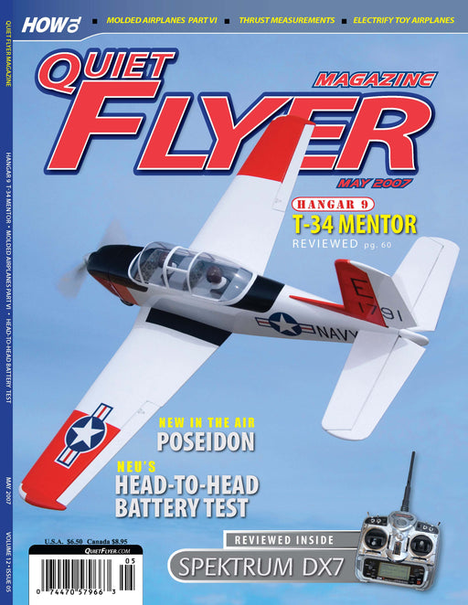 RC-SF - 2007 (Vol-12-05 May - Quiet Flyer)