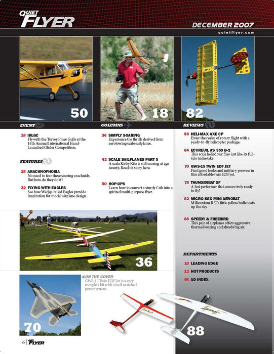 RC-SF - 2007 (Vol-12-12 December - Quiet Flyer)