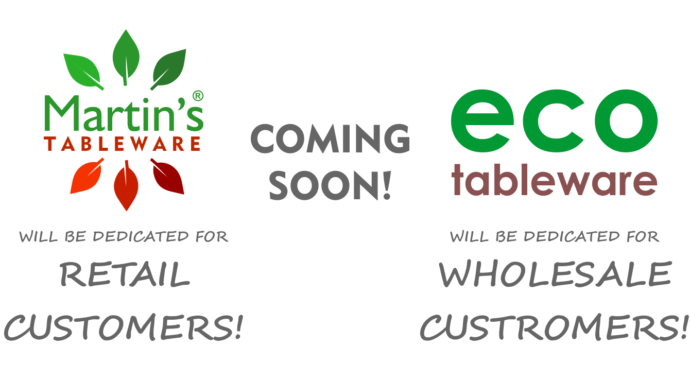 eco tableware