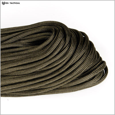 Paracord - Olive 100 ft