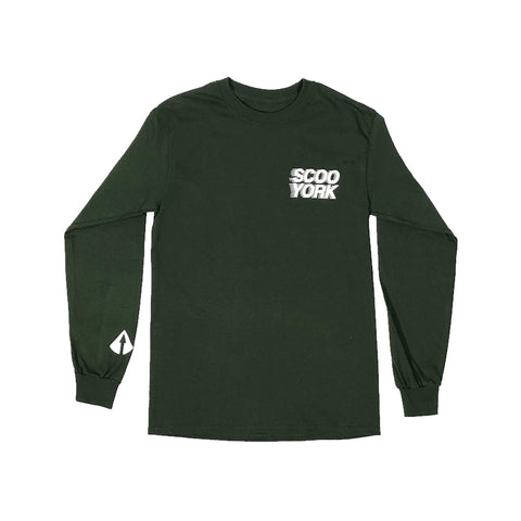 ScooYork X Northern Limited Long Sleeve - Green