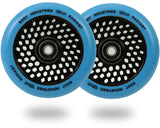 Root Industries 110mm HoneyCore Wheels - Blue