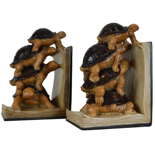 Turtles Bookends - Home Accessories & Decor - 5mm Design Store London