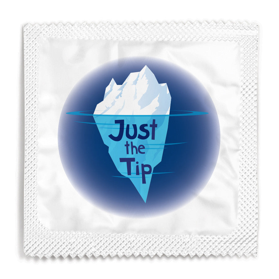 Just The Tip Condom
