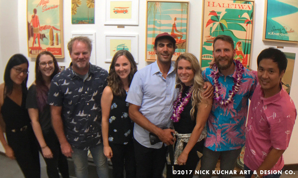 Greenroom Gallery Art Exhibition Recap