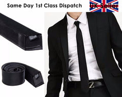 Mens Slim Ties