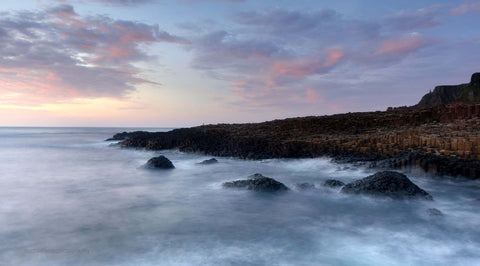 The Giants Causeway In Twilight - Michael Prior Photography