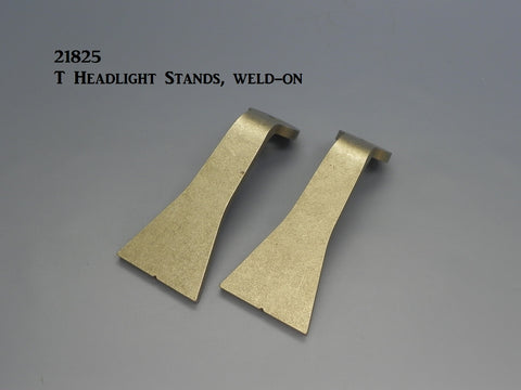 21825 T-Headlight Stands, Weld-on