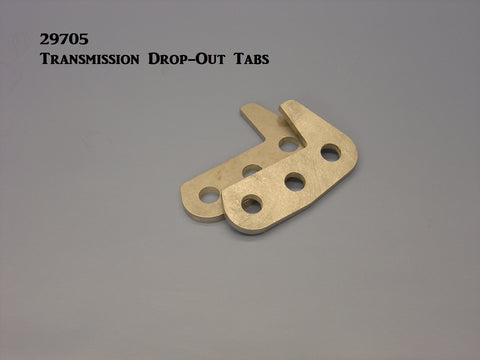 29705 Transmission Drop-Out Tabs