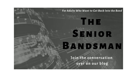 The Senior Bandsman the blog for adult musicians