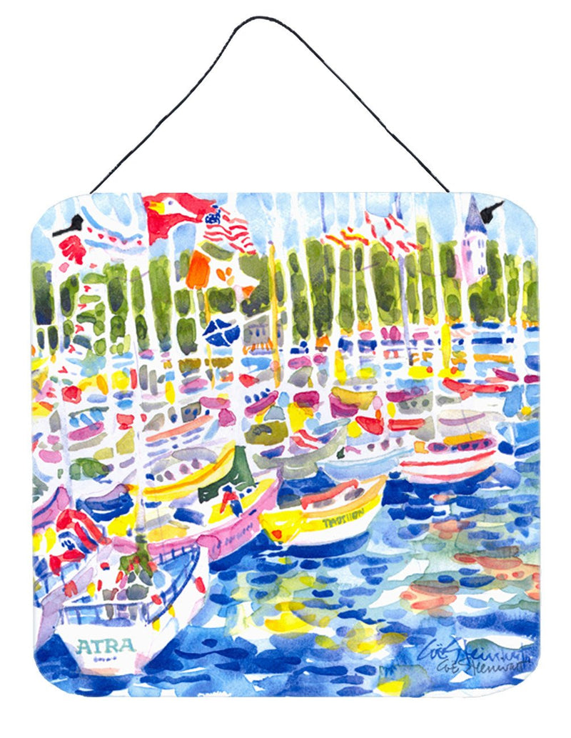 Buy this Harbour Aluminium Metal Wall or Door Hanging Prints