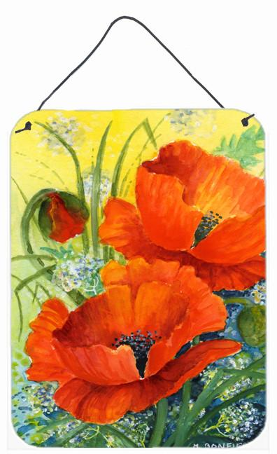 Buy this Poppies by Maureen Bonfield Wall or Door Hanging Prints BMBO0946DS1216