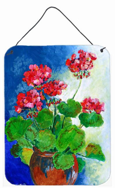 Buy this Geraniums by Maureen Bonfield Wall or Door Hanging Prints BMBO1118DS1216