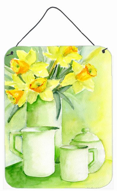 Buy this Yellow Daffodils by Maureen Bonfield Wall or Door Hanging Prints BMBO0970DS1216