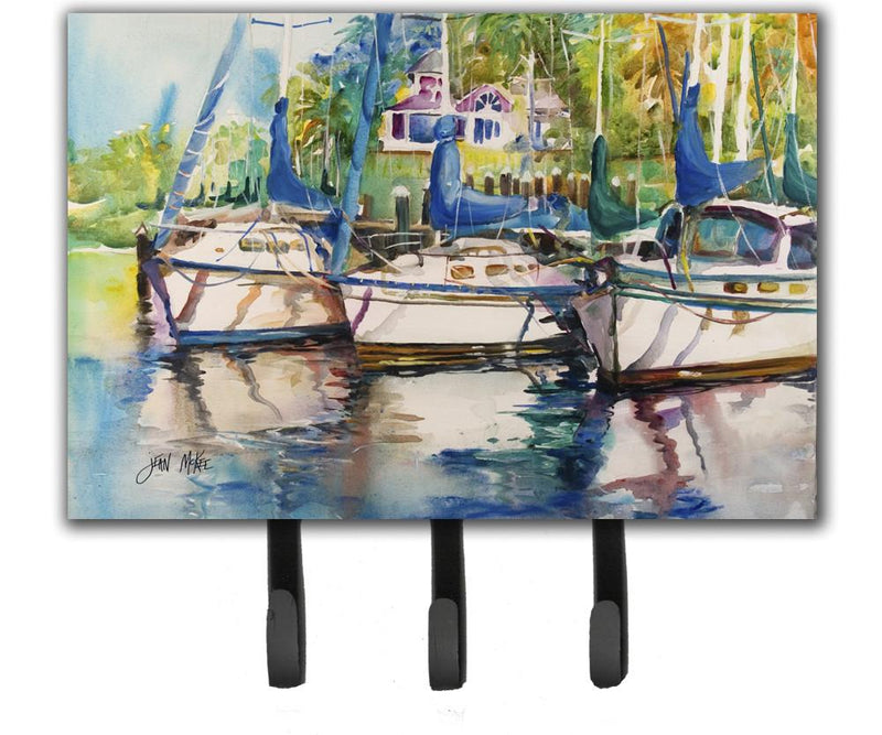 Buy this Safe Harbour Sailboats Leash or Key Holder JMK1071TH68